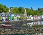 Tobermory, Mull, Schotland