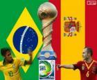 Final 2013 FIFA Confederations Cup, Brazilië vs. Spanje