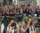 Atlético Mineiro, Kampioen Copa Libertadores 2013
