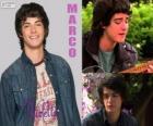Marco is van Mexicaanse en woont in Argentinië