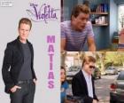 Matias is de broer van Jade