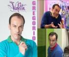 Gregorio is uiterst strikte en veeleisende