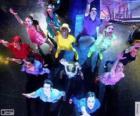 Choreografie in Viloetta