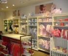 Kindermode winkel