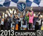 Sporting Kansas City, 2013 MLS kampioen
