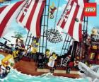 Lego piratenschip