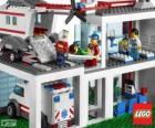 Lego ziekenhuis