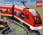 Een Lego-trein