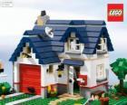 Een Lego huis