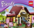 Heartlake stallen Lego Friends