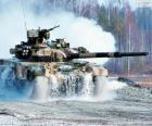 Russische tank T-90