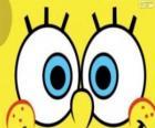 De ogen van SpongeBob