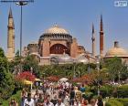 Hagia Sophia, Istanbul, Turkije