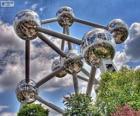 Atomium, Brussel, België