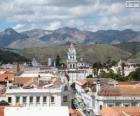 Historische stad van Sucre, Bolivia
