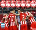 Olympiakos FC kampioen 2013-2014