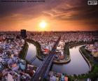 Ho Chi Minhstad, Vietnam
