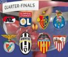 UEFA Europa League 2013-14 kwartfinales