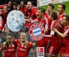 Bayern München kampioen 2013-2014