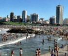 Mar del Plata, Argentinië