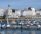 La Coruña, Spanje