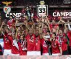 Benfica, kampioen 2013-2014