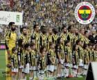 Fenerbahçe, kampioen Super Lig 2013-2014, Turkije voetbalcompetitie