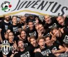 Juventus kampioen 2013-20014