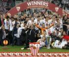Sevilla FC, kampioen UEFA Europa League 2013-2014