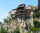 Hangende huizen, Cuenca, Spanje