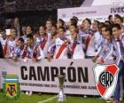River Plate, kampioen Torneo definitieve Argentiniën 2014