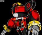 E-123 Omega, robot gemaakt door doctor Eggman