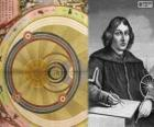 Nicolaas Copernicus (1473-1543), Pools astronoom die geformuleerd de heliocentrische theorie van het zonnestelsel