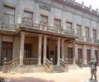 Paleis van de graaf van Buenavista, Mexico-stad, Mexico