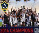 Los Angeles Galaxy, 2014 MLS kampioen