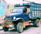 Fargo vrachtwagen, 1947