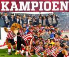 PSV Eindhoven kampioen 2014-2015