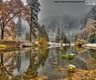 Merced River, Californië