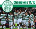 Celtic FC kampioen 2014-2015