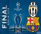 Definitieve UEFA Champions League 2014/2015