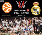 Real Madrid, Euroleague 2015
