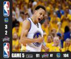 2015 NBA de finale, spel 5