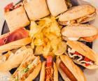 Gevarieerde Sandwich