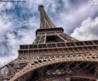 Eiffeltoren ten dage