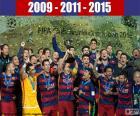 FC Barcelona, wereldkampioenschap voetbal clubs 15