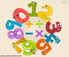 Cijfers en symbolen