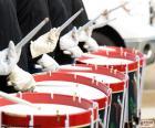 Verschillende drums