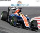 Manor Racing 2016 gevormd door Pascal Wehrlein, Rio Haryanto en de nieuwe MRT05
