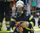 De opleiding brandweerman