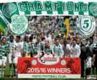 Celtic FC kampioen 2015-2016